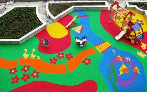покрытие-для-детской-площадки в самаре