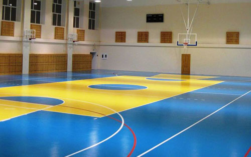 покрытие-для-спортзала в Самаре