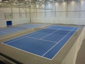 акриловое покрытие для тенниса