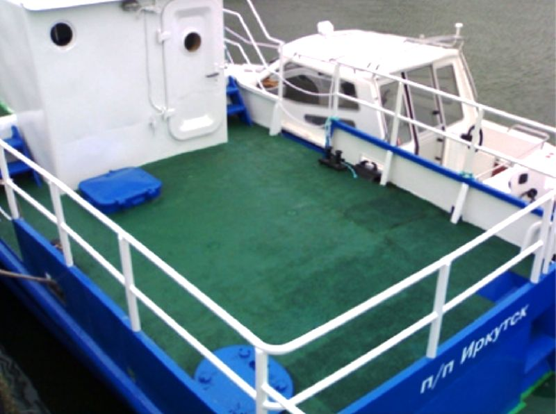 покрытие для палубы