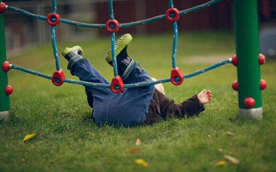 Детская площадка для малышей