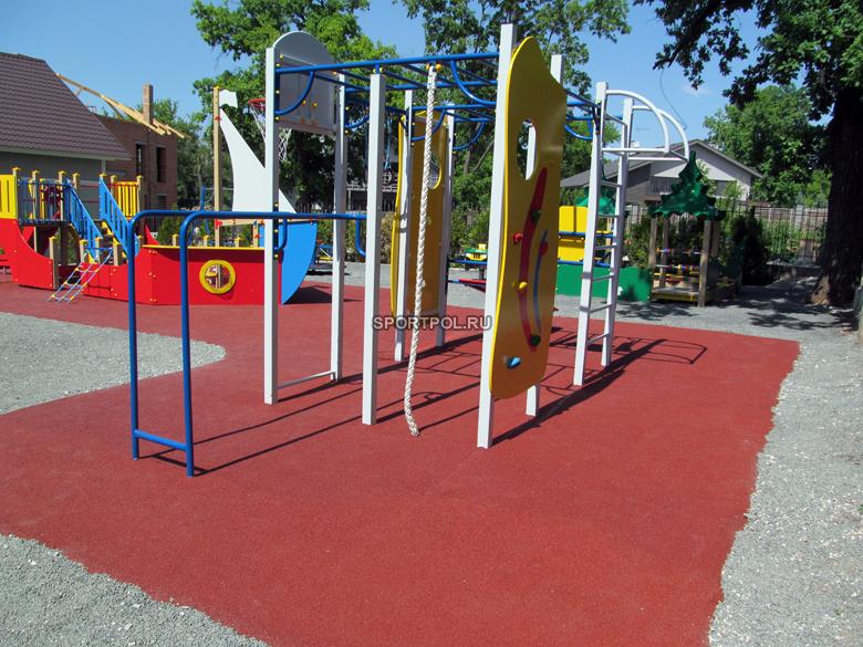 детская площадка подключ
