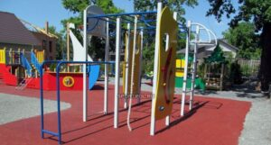 детская спортивный комплекс