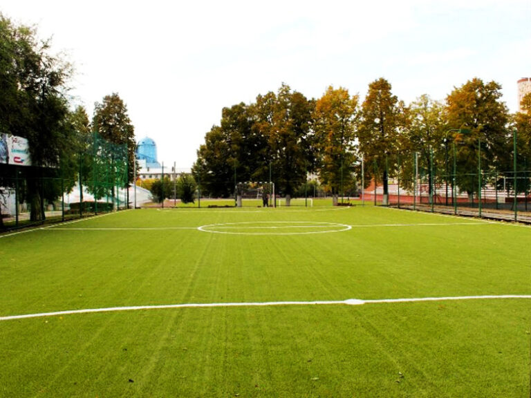 газон для мини футбола