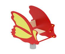 ИО 204 Качалка на пружине Бабочка