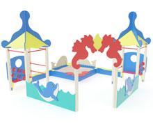 ИО 543 Песочный дворик морской