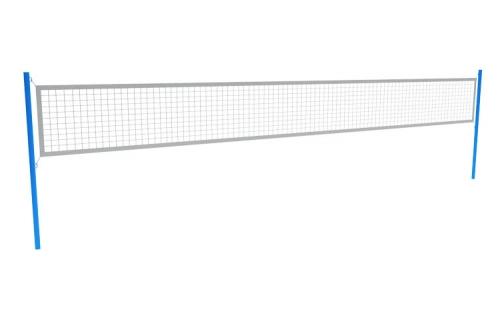 Комплект волейбольных стоек (без сетки)