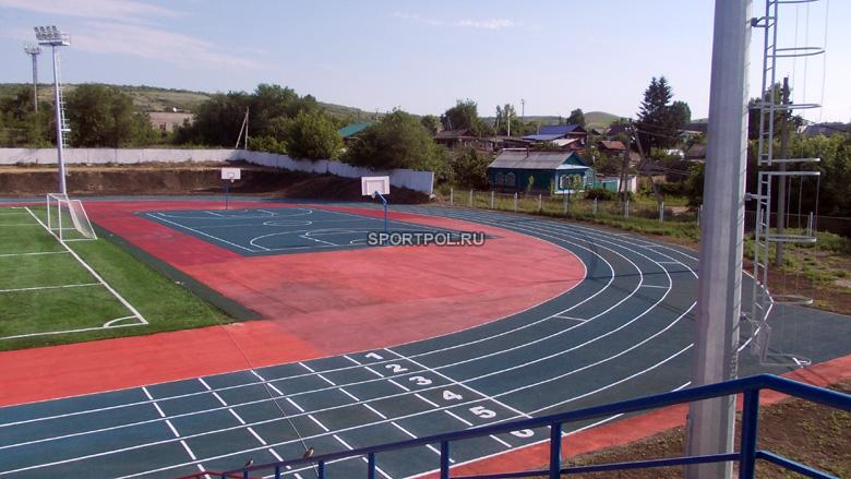 покрытие для стадиона
