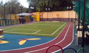 спортивная площадка для детского сада