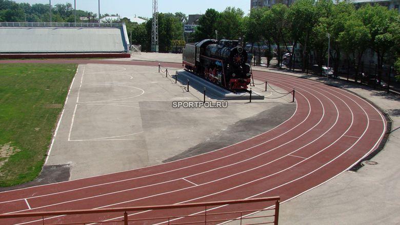 """стадион """"локомотив"""", г. самара"""