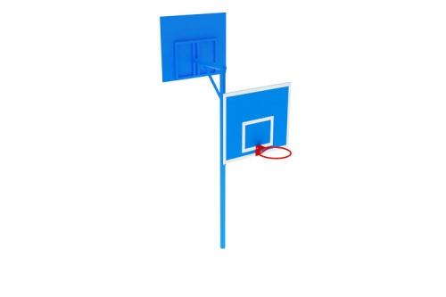 Стойка баскетбольная комбинированная